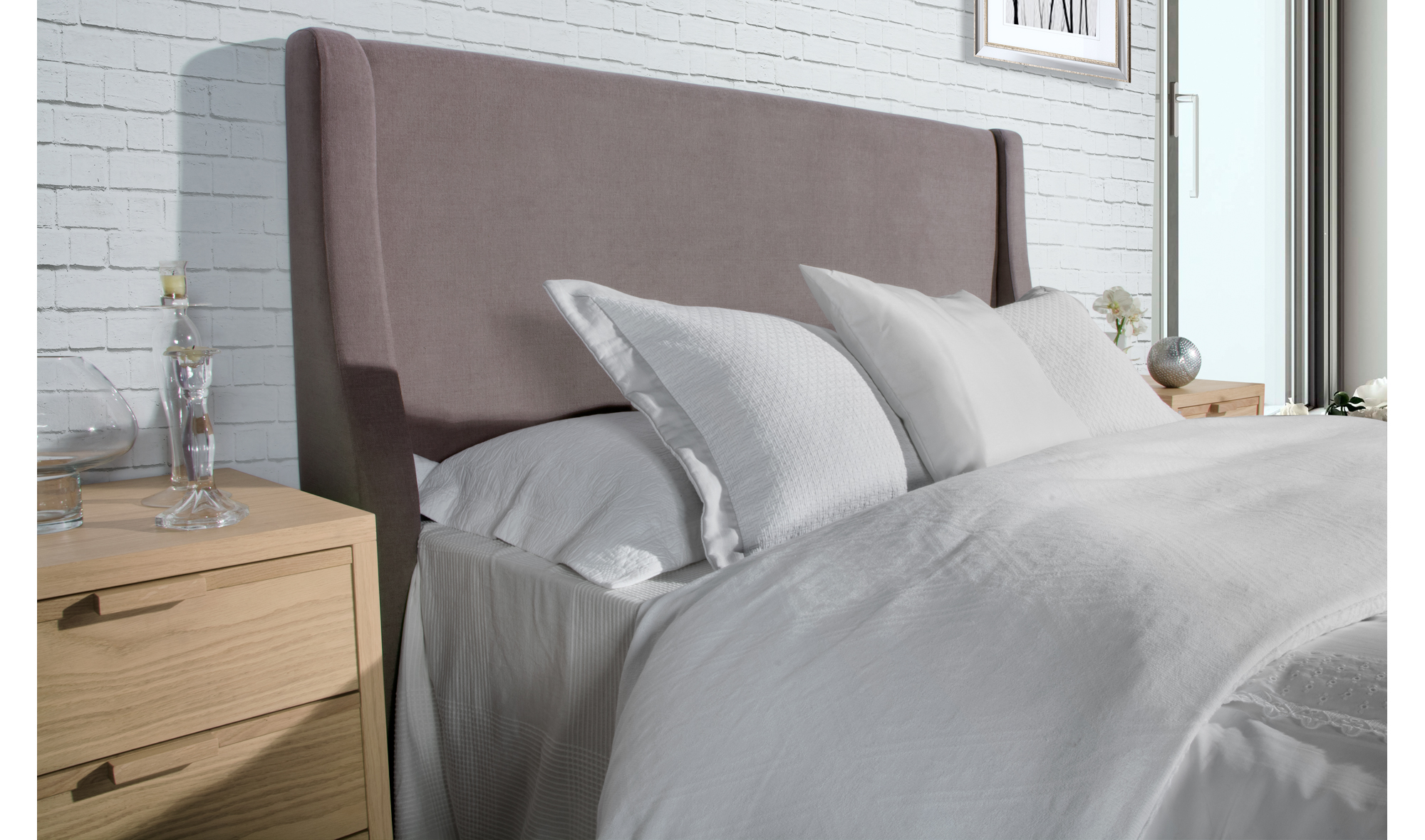 Dormitorio Tapizado Soho Nayara En Cosas De Arquitectoscosas De  # Soho Muebles Punta Del Este
