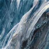 Cuadro canvas splash indigo - Cuadros serigrafiados - Objetos de Decoración