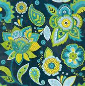 Cuadro canvas flores fun florals indigno crop