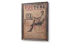 Cuadro Molly youtube