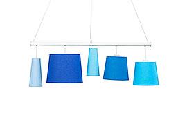 Lámpara de techo Parecchi blanco