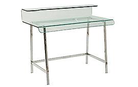 Escritorio moderno Clear - Mesas de Despacho y Escritorio de Diseño - Muebles de Diseño