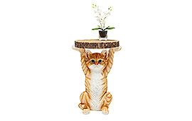 Mesa auxiliar vintage Cat
