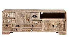 Mueble Tv vintage puro - Muebles de Tv Vintage - Muebles Vintage