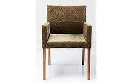 Sillón vintage Mira Olive - Sillas y Sillones Vintage - Muebles Vintage