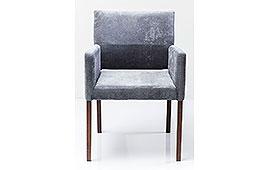 Sillón vintage Mira Bluegrey - Sillas y Sillones Vintage - Muebles Vintage