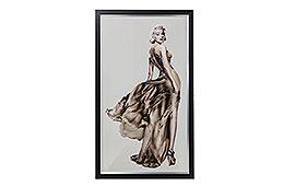 Cuadro marco Marilyn
