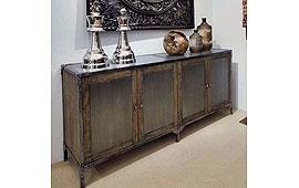Aparador industrial old grey - Aparadores Vintage - Muebles Vintage