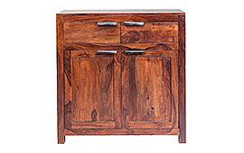 Aparador colonial Authentico 2 cajones 2 puertas - Aparadores Coloniales y Rústicos - Muebles Coloniales y Muebles Rústicos