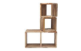 Set de 3 cubos Micado - Muebles Auxiliares Vintage - Muebles Vintage