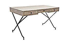 Mesa de escritorio vintage Merit - Mesas de Escritorio Vintage - Muebles Vintage
