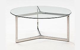 Mesa de centro moderna Pomba - Mesas de Centro de Diseño - Muebles de Diseño