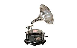 Gramófono Emile