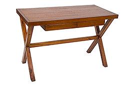 Escritorio colonial Meno - Mesas de Despacho y Escritorios Coloniales - Muebles Coloniales y Muebles Rústicos