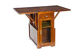 Mesa de comedor plegable Maamy