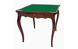 Mesa de juegos clásica Stu