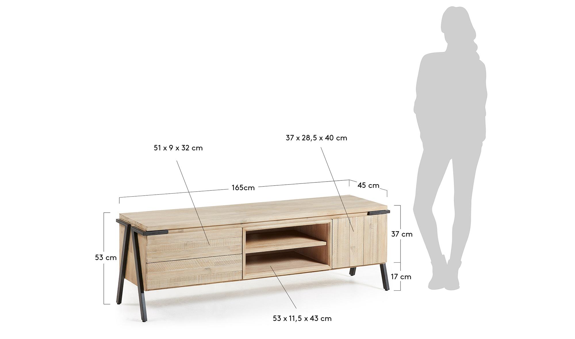 Mueble tv n rdico disset en cosas de arquitectoscosas de - Mueble tv nordico ...