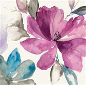 Cuadro canvas flores surrender I