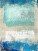 Cuadro canvas abstracto magic sea