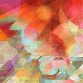 Cuadro canvas abstracto dawn