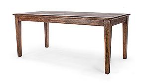 Mesa de comedor colonial clayton - Mesas de Comedor Coloniales y Rústicas - Muebles Coloniales y Muebles Rústicos