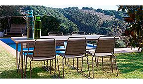 Ambiente comedor Jardín Ronda