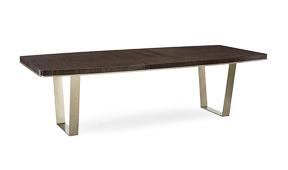 Mesa de comedor extensible Streamline