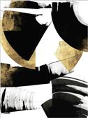Cuadro canvas art deco II