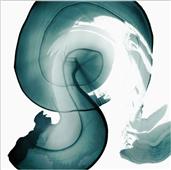 Cuadro canvas swirl IV