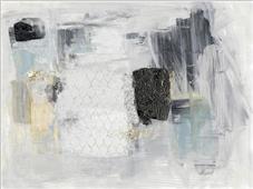 Cuadro canvas baroque abstract