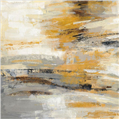 Cuadro canvas golden dust