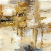 Cuadro canvas on the bridge