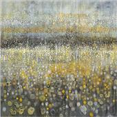 Cuadro canvas rain abstract 2