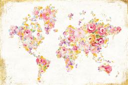 Cuadro canvas midsummer world