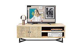 Mueble de Tv vintage Exotica