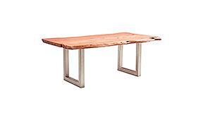 Mesa de comedor madera Nature Line gran