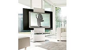 Mueble de tv Totem Pacini & Cappellini