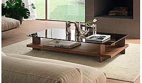 Mesa centro rectangular Corallo I  Pacini & Cappellini