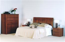 Dormitorio moderno Caser
