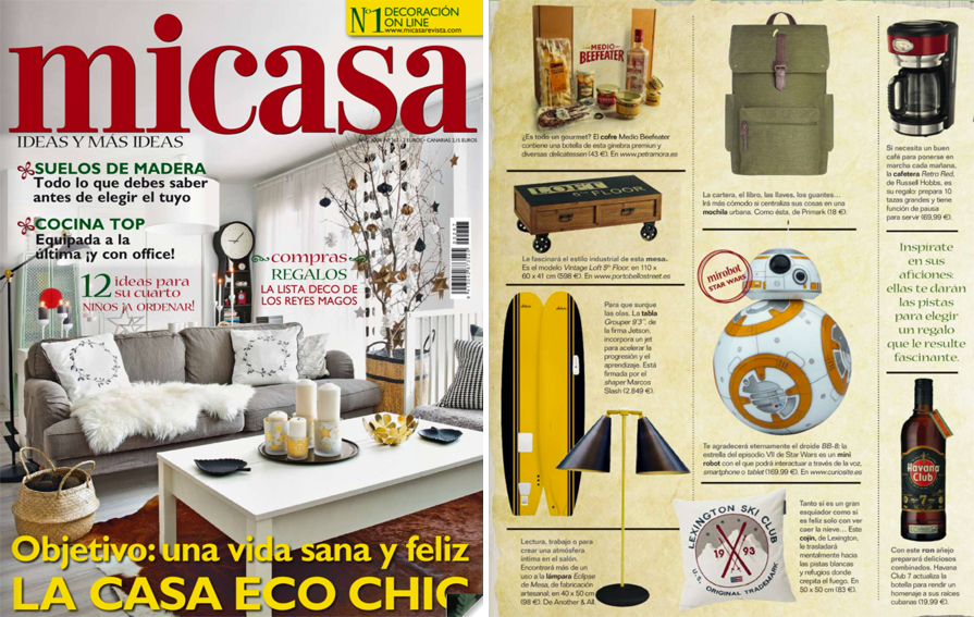 Revista decoracion mi casa revista decoracion mi casa - Muebles de cocina alve ...