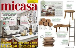Revista MiCasa - Enero 2017 Portada y Página 89
