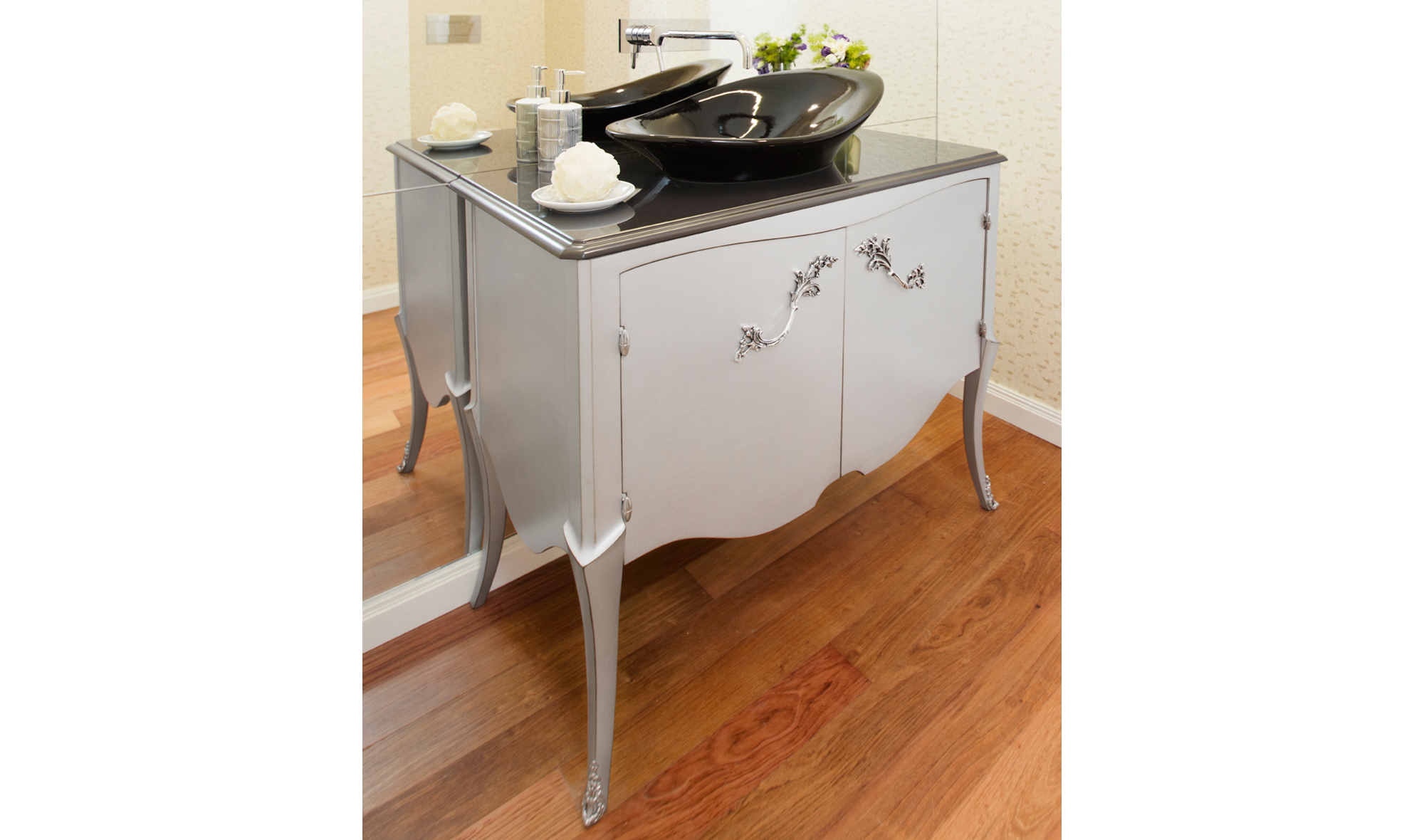Mueble de ba o moderno sintra de lujo en portobellodeluxe - Muebles de bano de lujo ...