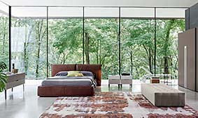 Dormitorio retro Morgan Devina Nais