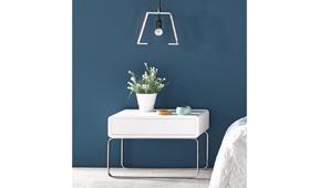 Dormitorio de diseño Soverom - Mesas de Noche de Diseño - Muebles de Diseño