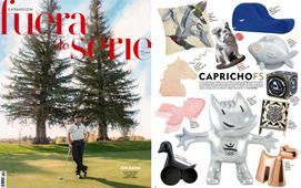 Revista Fuera de Serie - Noviembre 2016 Portada y Página 34