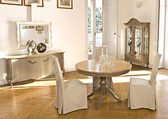 Comedor vintage Tonito Tonin Casa