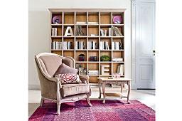 Libreria vintage Alexander Tonin Casa