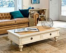 Mesa de centro vintage Saros Tonin Casa