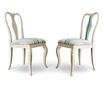 Silla Rayas Abel - Sillas y Sillones Vintage - Muebles Vintage