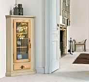 Vitrina vintage Rinconera Columba Tonin Casa